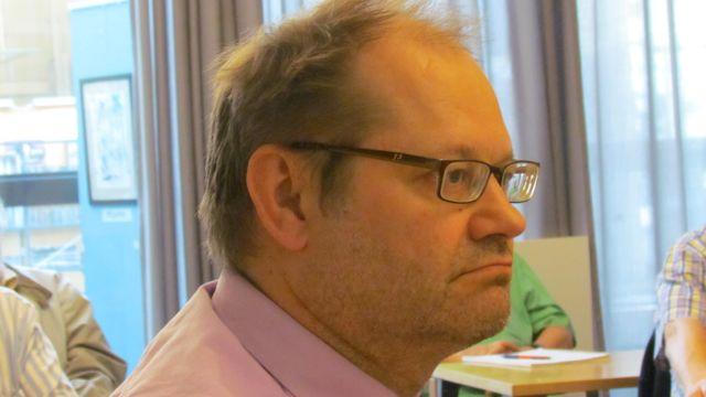 Jukka Kivimäki.